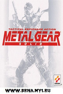 Metal Gear Solid 1 PC