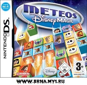Meteos Disney Magic