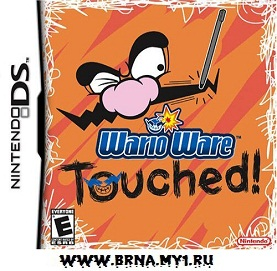 Warioware Touched