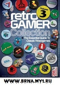 Retro Gamer Collection Volume 3