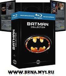 Batman 1989-2008 Collection