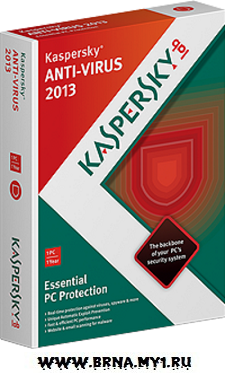 Kaspersky Anti-Virus 2013