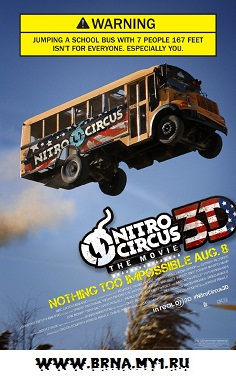 Nitro Circus The Movie 2012