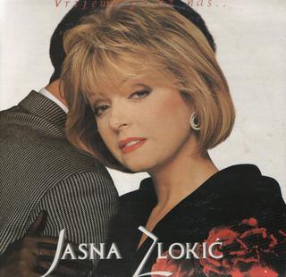 Jasna Zlokic - Vrijeme je uz nas 1989