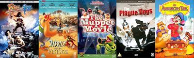 Top 100 Animation Movies