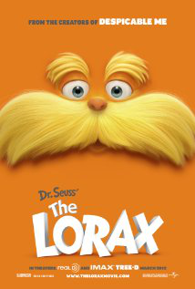 Lorax- Zastitnik sume 2012