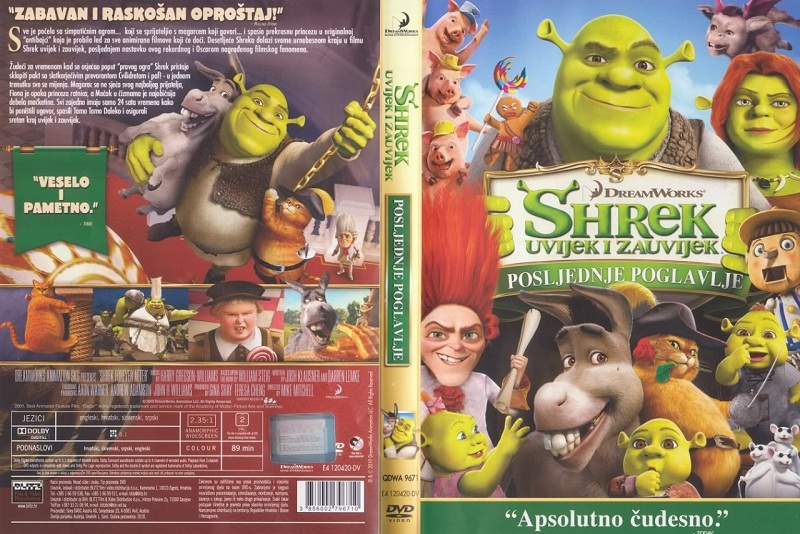 Shrek 4 - Uvijek i Zauvijek