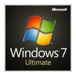 Windows 7 Ultimate - 32 Bit