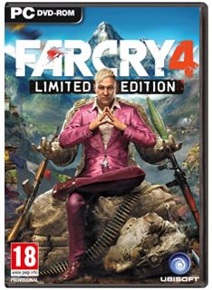 Far Cry 4 Gold Edition 2014