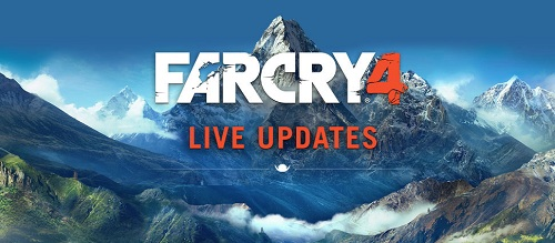 Far Cry 4 Update