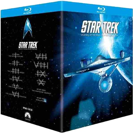 Star Trek 12 Movie Collection 1979-2013